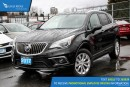 New 2017 Buick Envision Essence Sunroof, Heated Seats, and Satellite Radio for sale in Port Coquitlam, BC