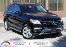 Used 2012 Mercedes-Benz ML-Class ML350 BlueTEC for sale in North York, ON