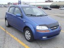 Used 2005 Chevrolet Aveo5 LT for sale in Brampton, ON