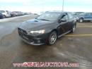 Used 2012 Mitsubishi LANCER EVOLUTION GSR 4D SEDAN AWD 2.0L for sale in Calgary, AB