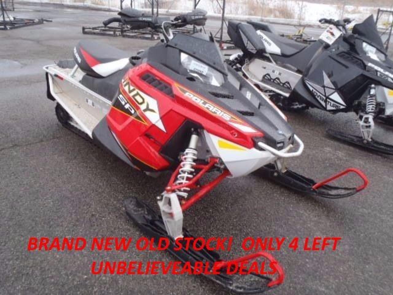 2014 Polaris Indy 800 SP