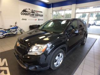 Used 2012 Chevrolet Orlando for sale in Coquitlam, BC