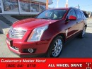 Used 2013 Cadillac SRX Premium   AWD, ADAPTIVE CRUISE, LANE DEPARTURE! for sale in St Catharines, ON