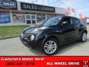 Used 2011 Nissan Juke SL  AWD, NAVIGATION, SUNROOF, LEATHER for sale in St Catharines, ON