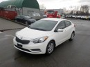 Used 2016 Kia Forte LX w/ Popular Package for sale in Burnaby, BC