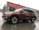 Used 2016 Honda CR-V Touring, Nav, Driver Assists, Lane Change Assist!! for sale in Surrey, BC