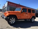 Used 2012 Jeep Wrangler Unlimited Sahara, Running Boards, for sale in Surrey, BC