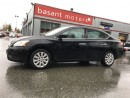 Used 2015 Nissan Sentra Fuel Efficient, Power Windows/Locks, A/C! for sale in Surrey, BC
