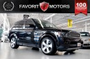 Used 2011 Land Rover Range Rover Sport Supercharged 4X4 | LTHR | NAV | BACK-UP CAM for sale in North York, ON
