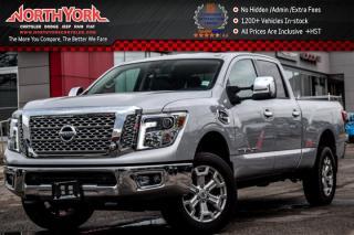 Used 2016 Nissan Titan XD SL 4x4|Crew|Diesel|Nav|RockfordFosgate|BackUpCam|TowHitch|20