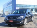 Used 2014 Subaru Impreza SPORT PACKAGE for sale in Stratford, ON