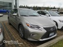 Used 2016 Lexus ES 300 h EXECUTIVE PKG for sale in Richmond, BC