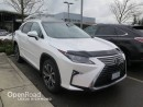 Used 2017 Lexus RX 350 LUXURY PKG for sale in Richmond, BC
