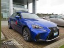 Used 2017 Lexus IS 350 F Sport Series 2 for sale in Richmond, BC