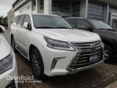 Used 2017 Lexus LX 570 EXECUTIVE PKG for sale in Richmond, BC