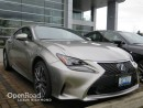 Used 2017 Lexus RC 350 F Sport Series 2 for sale in Richmond, BC