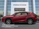 Used 2016 Lexus NX 200t F SPORT SERIES 1 for sale in Richmond, BC