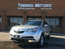Used 2012 Acura MDX TECH NAVIGATION LEATHER SUNROOF for sale in Mississauga, ON