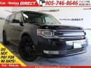 Used 2016 Ford Flex Limited| NAVI| LEATHER| DUAL SUNROOF| AWD| for sale in Burlington, ON