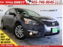 Used 2013 Nissan Altima 2.5 S| PUSH START| LOCAL TRADE| for sale in Burlington, ON
