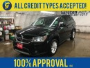 Used 2015 Dodge Journey SXT*7 SEATER*KEYLESS ENTRY*PUSH BUTTON START*TRI ZONE CLIMATE CONTROL*ROOF RAILS*U CONNECT PHONE*FOG LIGHTS*ALLOYS*AM/FM/CD/AUX/USB/BLUETOOTH*POWER WINDOWS/LOCKS/HEATED MIRRORS*CRUISE CONTROL* for sale in Cambridge, ON