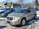 Used 2009 Dodge Caliber SXT-LOW KM-SALE PRICE for sale in Scarborough, ON