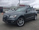 Used 2014 Audi Q5 3.0TFSI QTRO - S-LINE - NAVI for sale in Oakville, ON