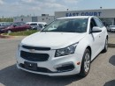 Used 2016 Chevrolet Cruze LT Bluetooth, Back Up Camera for sale in Scarborough, ON