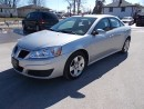 Used 2009 Pontiac G6 for sale in Strathroy, ON