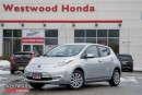 Used 2015 Nissan Leaf S Quick Charge for sale in Port Moody, BC