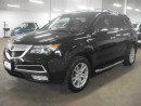 Used 2013 Acura MDX Elite Pkg/NAV/CAM for sale in North York, ON