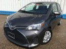 Used 2015 Toyota Yaris LE *AUTOMATIC* for sale in Kitchener, ON