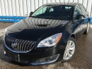 Used 2015 Buick Regal Turbo *LEATHER-HEATED SEATS* for sale in Kitchener, ON