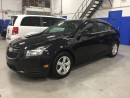 Used 2012 Chevrolet Cruze LT TURBO - REMOTE  START - ALLOYS - BLACK BEAUTY for sale in Aurora, ON