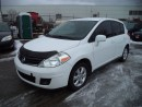 Used 2011 Nissan Versa SL for sale in Newmarket, ON