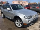 Used 2010 BMW X3 30i_PANORAMIC SUNROOF_LEATHER_ for sale in Oakville, ON