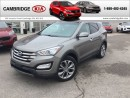 Used 2014 Hyundai Santa Fe Sport 2.0T SE / LEATHER / AWD / SUNROOF for sale in Cambridge, ON