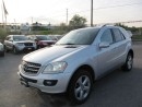 Used 2008 Mercedes-Benz ML 350 3.5L for sale in Newmarket, ON