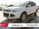 Used 2014 Ford Escape Eco boost, Leather seats, navigation for sale in Edmonton, AB