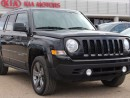 Used 2015 Jeep Patriot SPORT 4X4 SUNROOF, HEATED SEATS for sale in Edmonton, AB