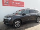 Used 2014 Acura MDX TECH, AWD, NAVI, LEATHER for sale in Edmonton, AB