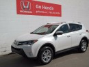 Used 2014 Toyota RAV4 LIMITED, AWD, LEATHER for sale in Edmonton, AB