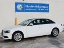 Used 2014 Audi A4 2.0 quattro Komfort for sale in Edmonton, AB