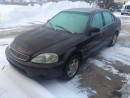 Used 2000 Honda Civic LX for sale in Alliston, ON
