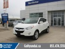 Used 2012 Hyundai Tucson Limited Nav Leather Sunroof for sale in Edmonton, AB