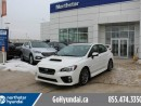 Used 2015 Subaru WRX STI STI Sport-Tech Nav Sunroof for sale in Edmonton, AB