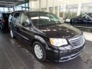 Used 2015 Chrysler Town & Country HEATED SEATS/STEERING WHEEL, DUAL DVD PLAYERS, ACCIDENT FREE for sale in Edmonton, AB