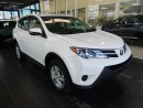 Used 2015 Toyota RAV4 LE Accident Free, AWD, Bluetooth for sale in Edmonton, AB
