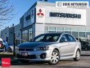 Used 2016 Mitsubishi Lancer ES CVT for sale in Mississauga, ON