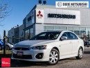 Used 2016 Mitsubishi Lancer ES for sale in Mississauga, ON